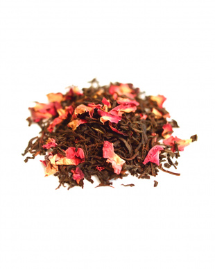 TEA TOTAL EARL GREY ROSE(缶入り100g)見る