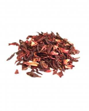 TEA TOTAL HERBAL TEA PURE HIBISCUS FLOWER(缶入り100g)見る