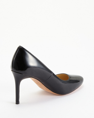 BLACK PATENT  BETHANY PUMP 85見る