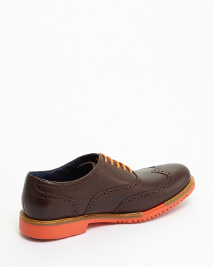 CHESTNUT T GREAT JONES WINGTIP見る
