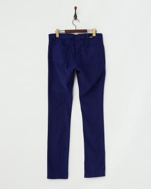 ブルー RAPA Long pants・ストレッチ見る