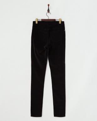 ブラック RENO Long pants・ストレッチ見る
