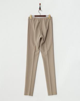 ベージュ RAVEL Long pants見る