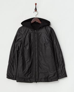 ブラック PAPIRO Quilted Jacket・リバーシブル見る