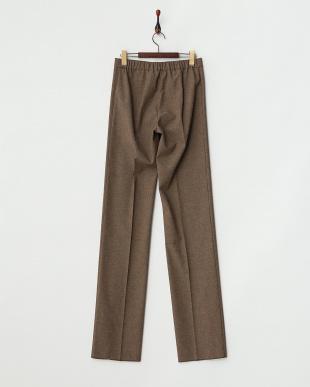 ブラウン系 RITRATTO Long pants見る