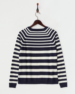 ネイビー  ABISSO Sweater見る
