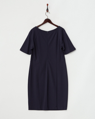 ネイビー  OBELO Jersey Dress見る
