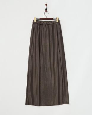 オリーブ系  ONLINE Jersey Skirt見る