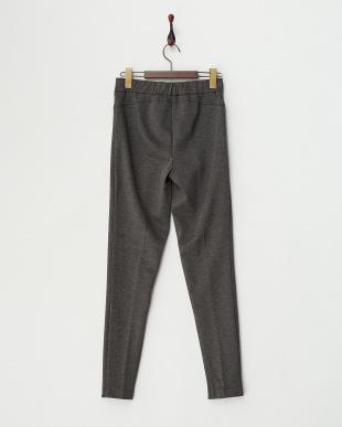 DARK GREY OGNI Jersey Pants・ストレッチ見る