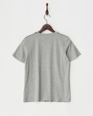 グレープリントTシャツ見る