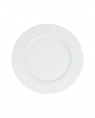 白 リモージュ デザートプレート 2枚セット見る