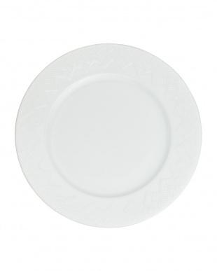 白 リモージュ テーブルプレート 2枚セット見る
