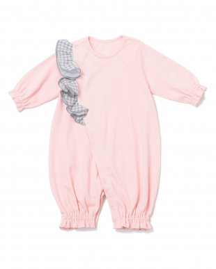 グレー 女児 パステル 兼用ドレス|BABY見る