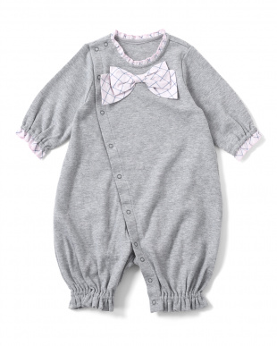 グレー  女児 IVY兼用ドレス|BABY見る