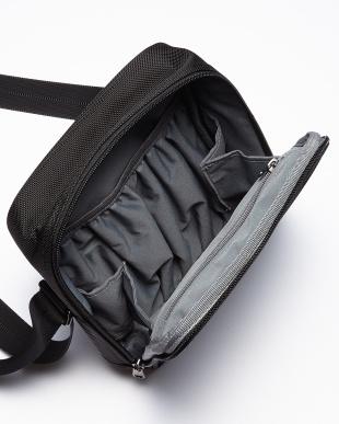 ブラック  スモールサイズショルダーバッグ|MEN見る