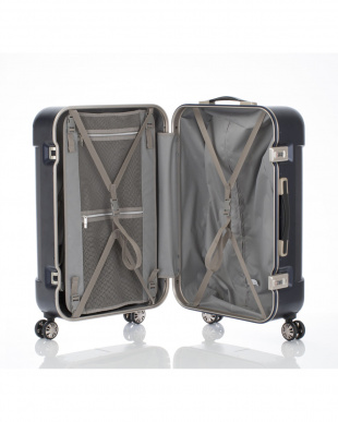 ダークネイビー  ナローL スーツケース90L見る