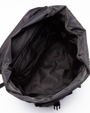 ブラック  Nylon Backpack見る