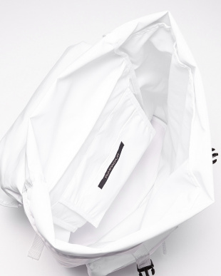 ホワイト  Nylon Backpack見る