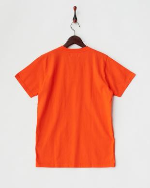 BLOOD ORANGE 108-NPR-N01-0226 胸ポケットTシャツ見る