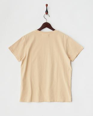 L yellow  108-RRE-RN15173141 プリントTシャツ見る