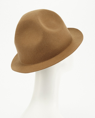 BEG  WOOL FLAT MOUNTAIN HAT 2015見る