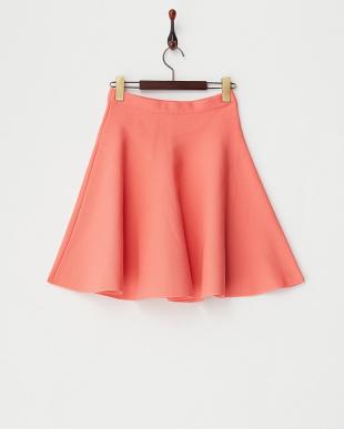 ピンク サーキュラースカート B見る