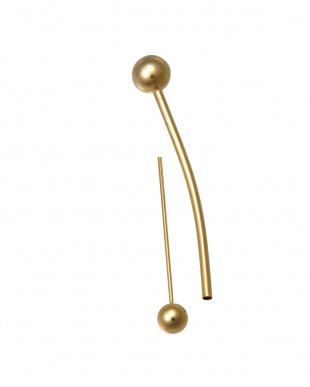 ゴールド  Shalom Ball Piercing見る