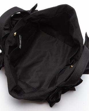ブラック  BAG・ギャザーフリル見る