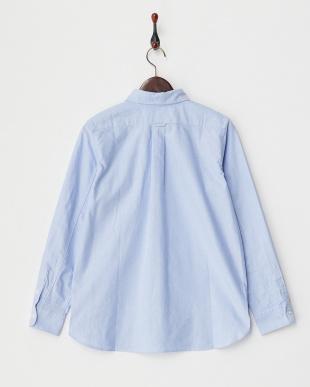 BLUE  O.OX B.Dシャツ見る