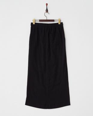 ブラック  18OE ロングスカート見る