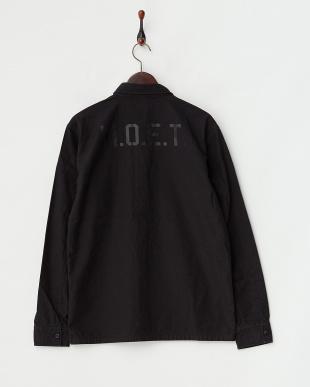 ブラック  アウターシャツ見る
