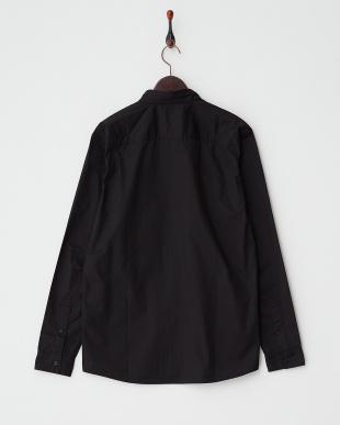 ブラック  40綾ダンプシャツ見る