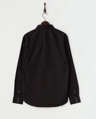 ブラック  40平ダンプウェスタンシャツ見る
