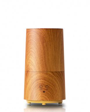 オールドプレーン  アロマ超音波式加湿器Tall -wood-(トール-ウッド)見る