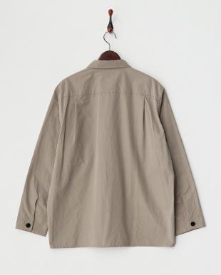 グレー  ジャングルファティーグオープンカラーシャツ見る