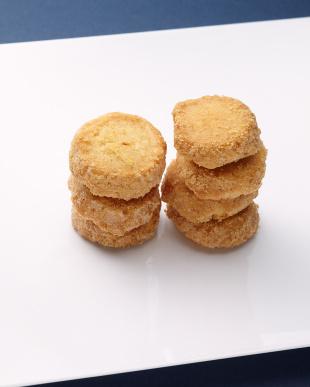オレンジアーモンド バタークッキー×2個見る