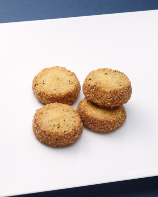 ブラウンシュガーバタークッキー アールグレイ×2個見る