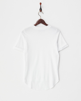 WHITE 無地Tシャツ見る