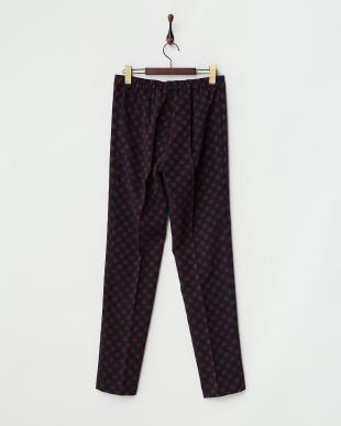 ネイビー系 RAPA Long pants・ストレッチ見る