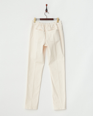 オフホワイト  RAGGIOX Long pants・ストレッチ見る