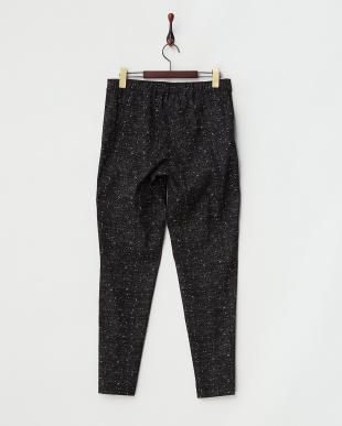 ブラック  RIBES Long pants・レギンスパンツ見る
