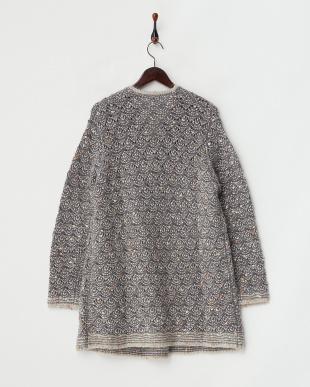グレー  MIELE Knitted outerwear見る