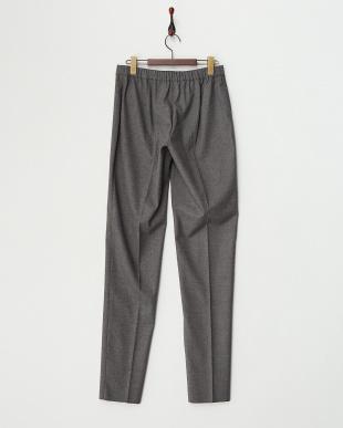 LIGHT GREY RUMORE Long pants・ストレッチ見る