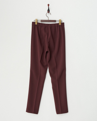 BORDEAUX REGIME Long pants・ストレッチ見る
