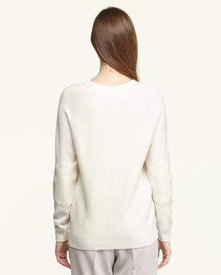 WHITE AGENTE Sweater・カシミヤ混見る