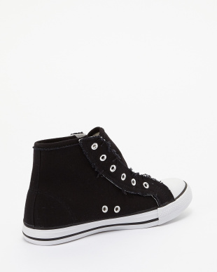 Black  Canvas High Cut Shoes見る