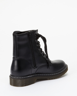 Black  Stylish Low Boot見る