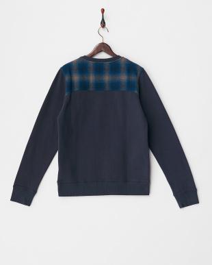 ブルー PENDLETON×O'NEILLコラボ スウェットシャツ見る