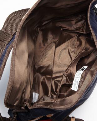 RED×BEIGE  TRUCKS DOUBLE BELT MESSENGER BAG見る