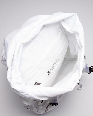WHITE  SIERRA DOUBLE BELT BACKPACK(M)見る